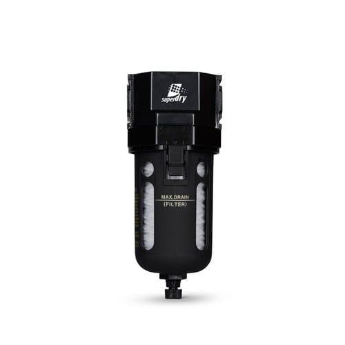 filtro a coalescenza / ad aria compressa / a cartuccia / alta prestazioni
