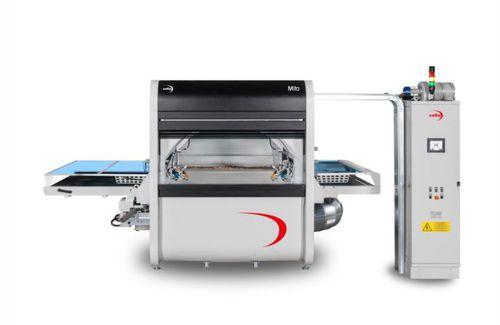 unità di spruzzatura di pittura / modulare / oscillante