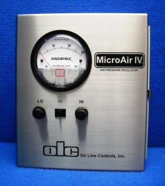 regolatore di pressione pressione ultrabassa / per aria / monostadio / multistadio