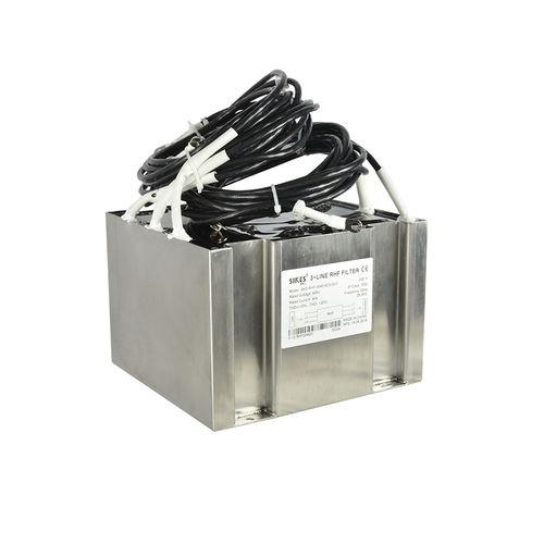 filtro elettronico passa-basso / passivo / sinusoidale / armonico
