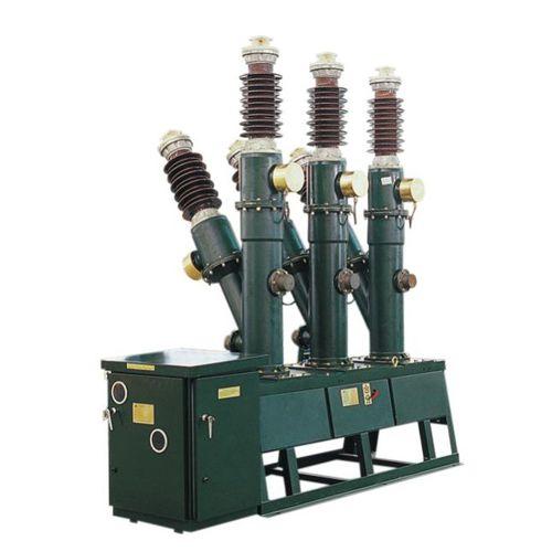 interruttore automatico con azionamento a molla / ad alta tensione / AC / trifase