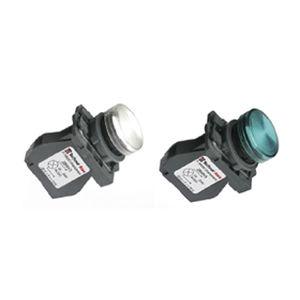 indicatore luminoso permanente / LED / montato su pannello / IP65