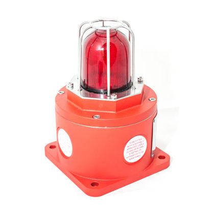 girofaro / permanente / flash / LED