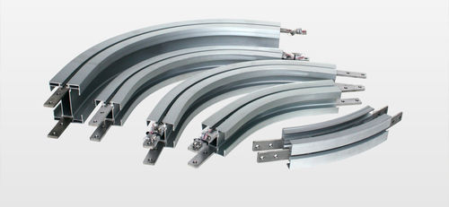 trasportatore a catena / orizzontale / verticale / modulare