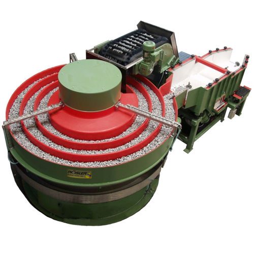 macchina di burattatura per rettifica