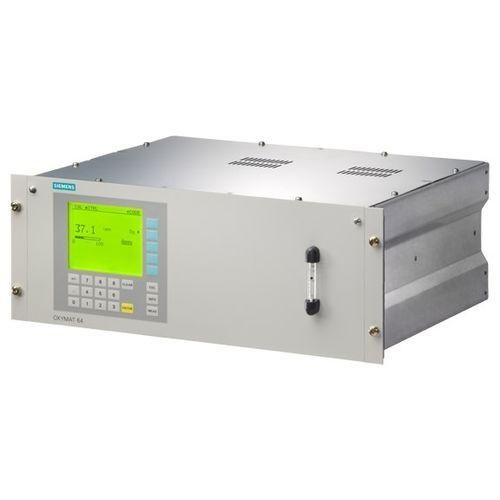 analizzatore di ossigeno / di gas di processo / di concentrazione / in continuo