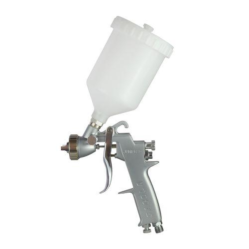 pistola a spruzzo / per pittura / manuale / a bassa pressione