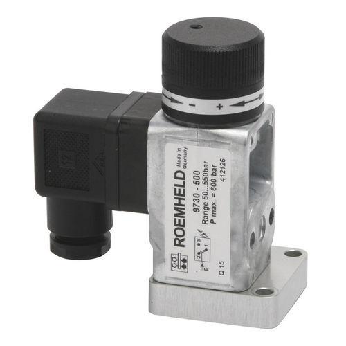 pressostato elettromeccanico / per applicazioni idrauliche