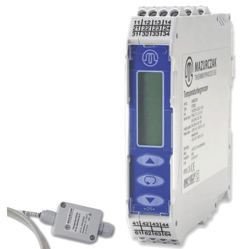 controllore e limitatore di temperatura digitale