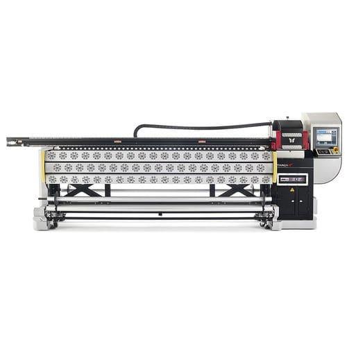 macchina da stampa flessografica a 4 colori / per carta / tipo roll to roll
