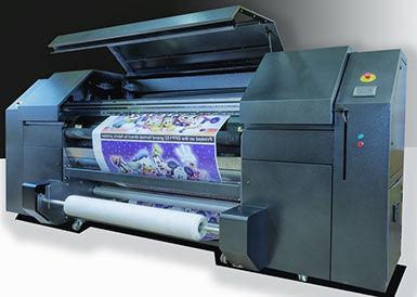 macchina da stampa a sublimazione del colore