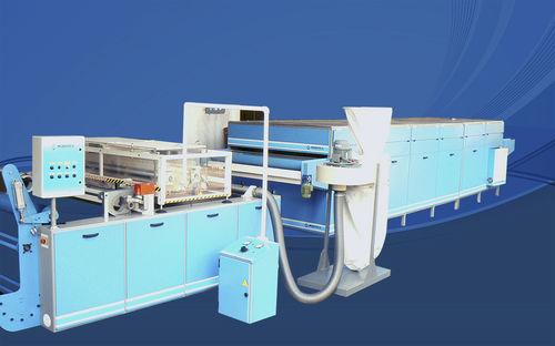 macchina da stampa per tessili