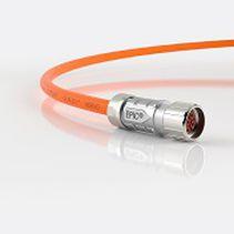 connettore di dati / di alimentazione elettrica / DIN / circolare