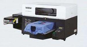 macchina da stampa a getto d'inchiostro / multicolore / per tessili / modulare
