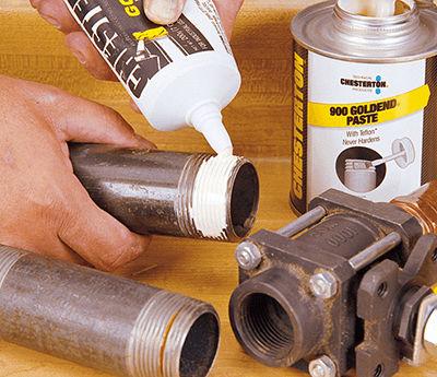pasta lubrificante / con PTFE / per metallo / per viti