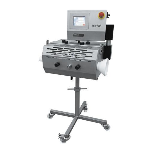 affettatrice per salsicce / automatica / industriale