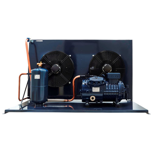 unità di condensazione semiermetica / con raffreddamento ad aria