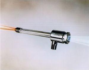 tubo vortex per raffreddamento localizzato / in acciaio inossidabile
