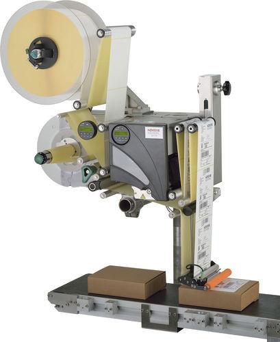 macchina da stampa e posa di etichette termica diretta / monocromatica / per etichette / per etichette RFID