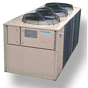 unità di condensazione scroll / con raffreddamento ad aria / per esterni