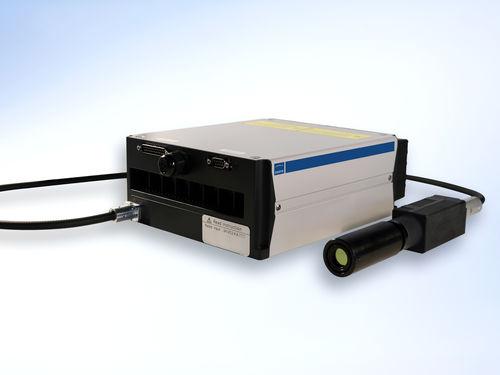 laser a nanosecondi / a fibra / da integrare / raffreddato ad aria