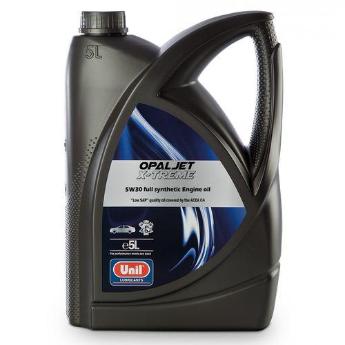 olio lubrificante / sintetico / per motore / 5W30