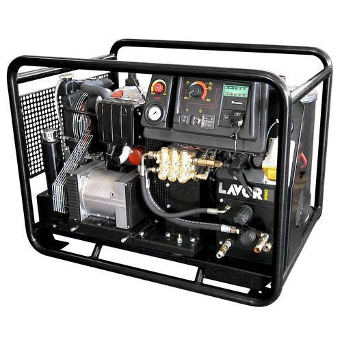 idropulitrice ad acqua calda / con motore diesel / fissa / ad alta pressione