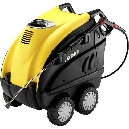 idropulitrice ad acqua calda / elettrica / mobile / ad alta pressione