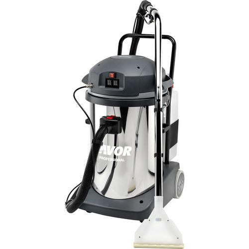 aspiratore lavamoquette elettrico / commerciale / per moquette / mobile