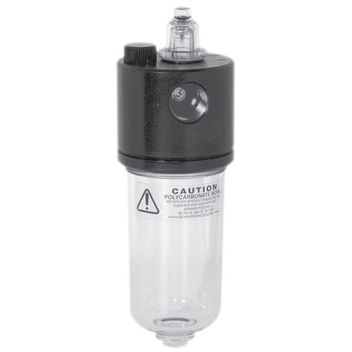 lubrificatore per aria compressa