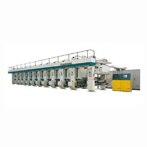 macchina da stampa a rotoincisione / per carta