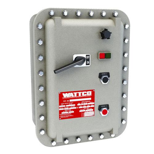 controllore di temperatura senza monitor / programmabile / ad uso industriale / montato su pannello