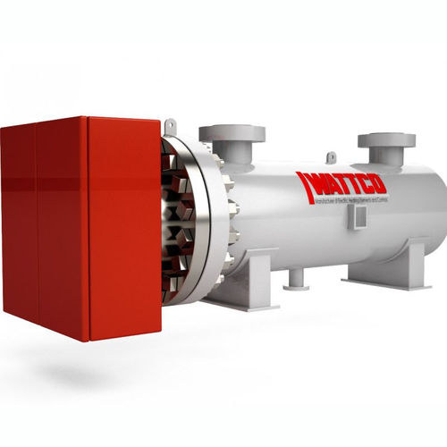 riscaldatore d'acqua / per olio / per liquidi ad alta viscosità / per gas