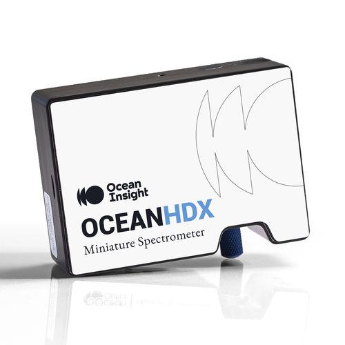 mini spettrometro ottico / ad alta risoluzione / USB / compatto