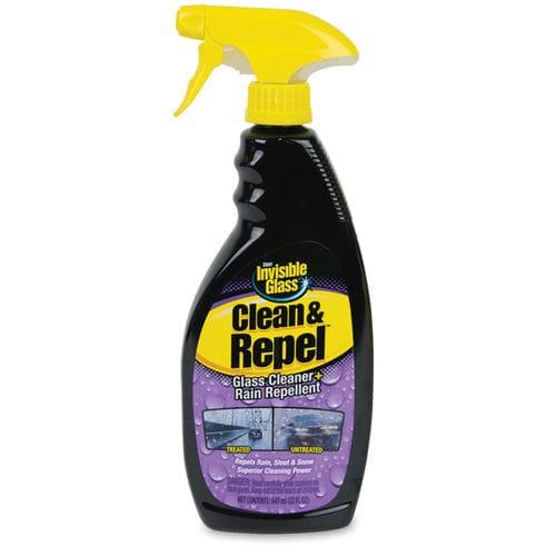 spray di pulizia / per vetro