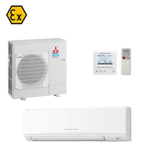 climatizzatore antideflagrante / a muro / industriale / offshore