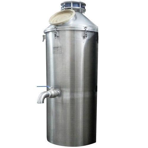 omogeneizzatore a girante / per liquidi / per l'industria chimica / per l'industria agroalimentare