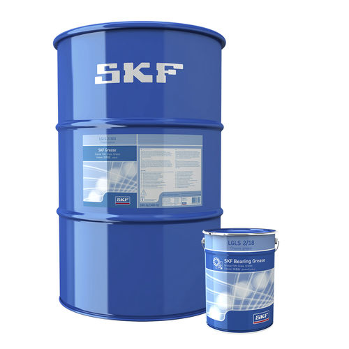 grasso di lubrificazione - SKF Maintenance and Lubrication Products