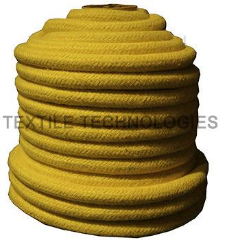 guarnizione intrecciata in filo di aramide / per alta temperatura / per forno e stufa