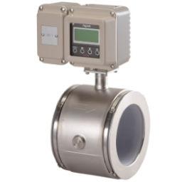 misuratore di portata elettromagnetico / per liquidi / 4-20 mA / a uscita analogica