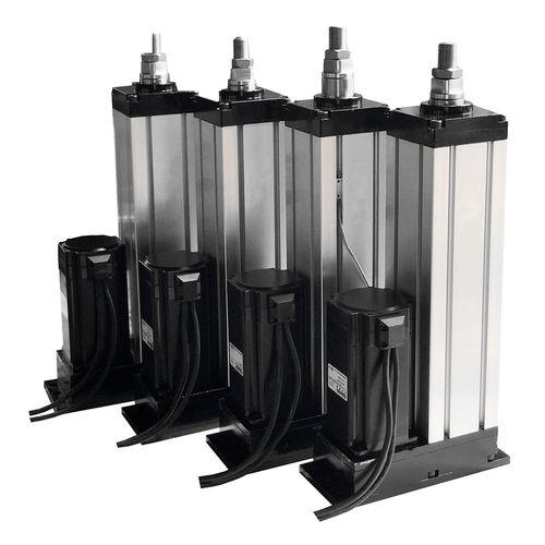 servo-cilindro elettrico