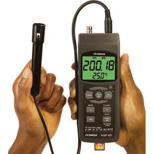 apparecchio di misura di qualità dell'acqua / di conduttività / TDS / pH/Redox