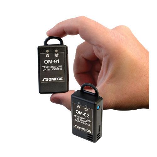 registratore di dati di temperatura e umidità / USB / senza schermo / portatile