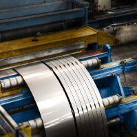nastro in alluminio / piatto / ad uso industriale