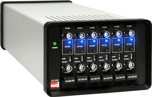 amplificatore di capacitanza / di misura / differenziale / sommatore