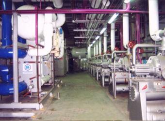 unità di refrigerazione fissa