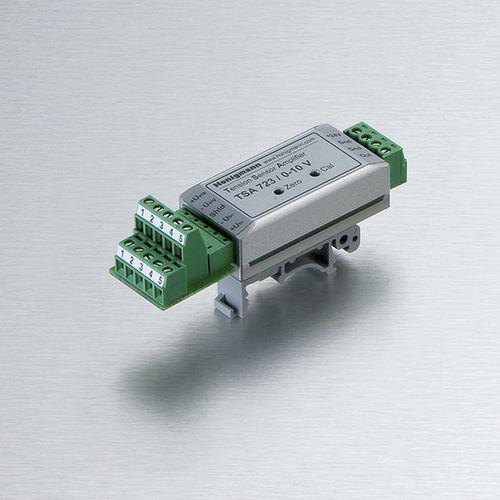 amplificatore di misura / compatto / in miniatura