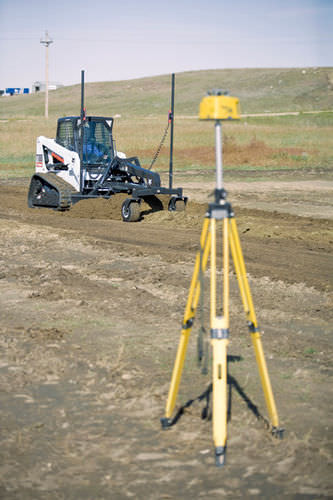 laser di pendenza rotativo / automatico / a singola pendenza