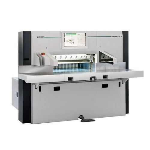 taglierina da carta con display digitale / ad alta velocità / half size / automatica