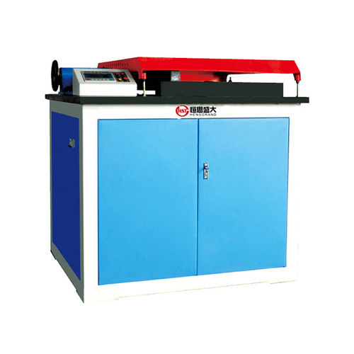 macchina per prova di flessione / per barra e tubo / a motore